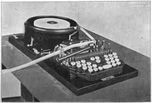 teletypeprinter