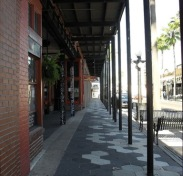 Ybor City sidewalk EZ